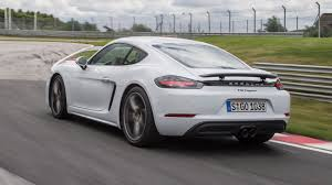 porsche sport 2016 porsche 718 cayman 2016 review by car magazine