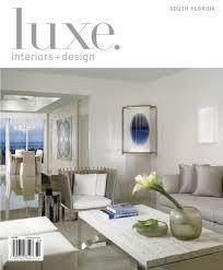 luxe magazine 2013 krista home