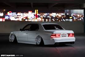 slammed lexus ls430 featured u2013 japanese cars show