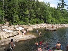 New Hampshire wild swimming images Travel new hampshire in search of the wild ghost the jpg