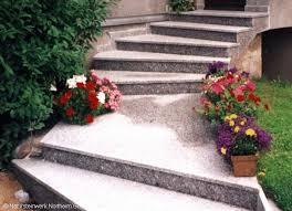 treppen im au enbereich detailansicht treppe außen bild 1 ansicht 1 natursteinwerk