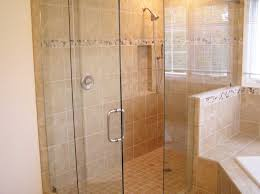 tiled shower ideas for bathrooms simple and elegant bathroom