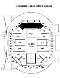Rock And Roll Hall Of Fame Floor Plan by Green Day Ted Constant Convocation Center Norfolk Virginia