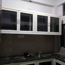 aluminum glass kitchen cabinet doors hinged door aluminium kitchen cabinets