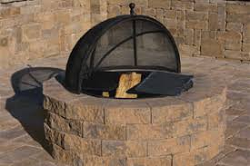 Fire Pit Inserts by Cambridge Pavingstones Fire Tables U0026 Fire Pit Kits