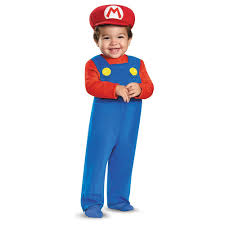 sailor spirit halloween amazon com disguise baby boys u0027 mario infant costume red 12 18