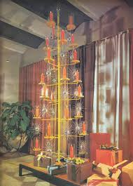 Midcentury Modern Christmas Christmas At Midcentury When Aluminum Trees Replaced Victorian