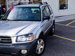 2005 subaru forester 2005 subaru forester x u2013 auto sales