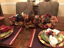 3 fall centerpiece ideas using 1 fall garland county road 407