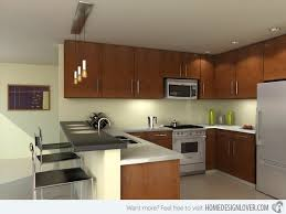 Kitchen Design With Bar Amazing And Also Beautiful Functional Kitchen Design Intended For