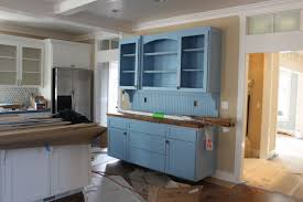 kitchen wooden kitchen furniture hutch with display shelves