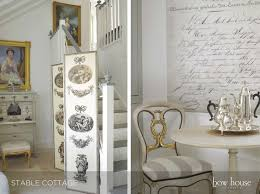 Shabby Chic Room Divider by Bow House Lifestyle Project French Interiors Shabby Chic