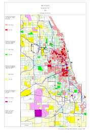 Map Of West Loop Chicago by Chicago 1990 Census Maps