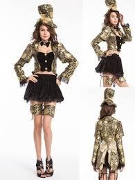womens mad hatter tea party alice in wonderland fancy dress