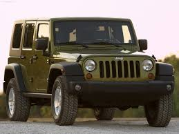 jeep wrangler unlimited 2007 picture 5 of 39