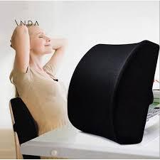 si e voiture ergonomique remycoo respirant oreiller coussin lombaire dos coussin lombaire