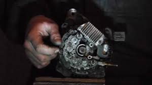 toyota honda alternator diagnose not charging problem and repair