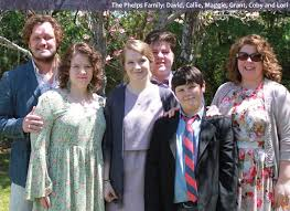 david phelps family affair homecoming magazine