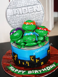 tmnt cake tmnt cake visit my at www thecakinggirl ca my fac flickr