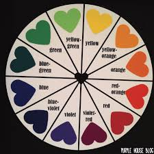 paint colors color wheel ideas jessica carey quot jinxtastic