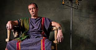 target sparticus black friday speech john hannah admits spartacus show shocked his dad daily record