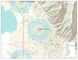 Orem Utah Map by Utah Office Of Epidemiology