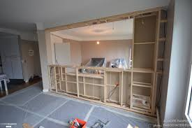 separation chambre salon création d 039 une verrière chambre salon aurore pannier côté