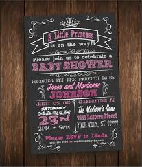baby shower chalkboard chalkboard baby shower invitations marialonghi
