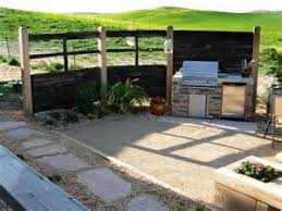 inexpensive outdoor kitchen ideas cheap outdoor kitchen ideas hgtv inexpensive outdoor kitchens and
