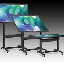 Dj Table Stand Touch Tables Dj Tables Digital Signage Totems Brand Touch