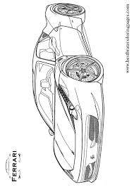 free printable ferrari coloring pages for kids bratz coloring
