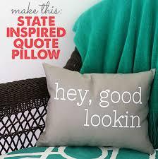Long Distance Pillow Lights Up 20 Diy Throw Pillows Makely