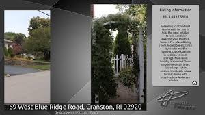 69 west blue ridge road cranston ri 02920 youtube