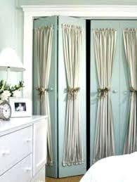 Diy Closet Door Ideas Diy Closet Door Curtains Curtain Closet Door Closet Doors