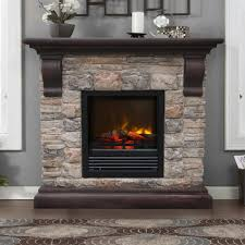 fascinating small electric fireplace for warmer interior nuance