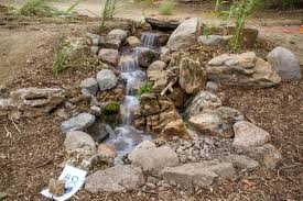 disappearing backyard pondless waterfall tx decatur north texas tx