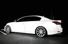lexus ls on vossen customized lexus gs350 f sport exclusive motoring miami fl