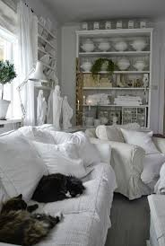 White Shabby Chic Bookcase by 164 Best F R E N C H N O R D I C Images On Pinterest French