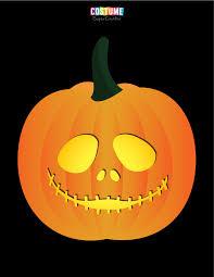 nightmare before christmas pumpkin stencils nightmare before christmas pumpkin carving stencils costume