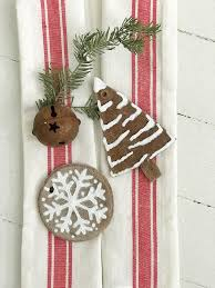 diy gingerbread cookie ornaments the pickled