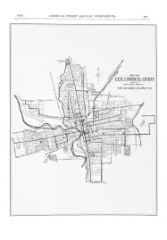 Springfield Ohio Map by