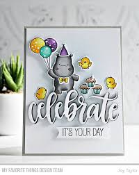 Happy Hippo Candy Where To Buy Happy Hippos Stamp Set And Die Namics Balloon Shaker Window