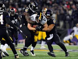 top 5 times baltimore ravens beaten the pittsburgh steelers