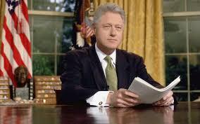 bill clinton history tv