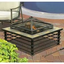 Patio Bbq By Jamie Durie The Patio By Jamie Durie Square Fire Pit Doubles As Both An