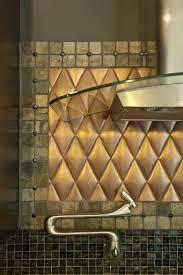 Brown Gray Metal Slate Backsplash by 75 Kitchen Backsplash Ideas For 2018 Tile Glass Metal Etc