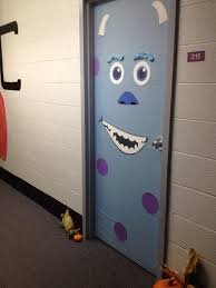 halloween door decor college pinterest doors bulletin board