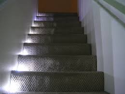 solar stair lights indoor lighting solar powered outdoor stair lights handrail kit railing