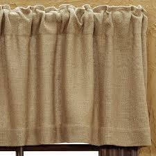 Inexpensive Window Valances Curtains Burlap Valance Curtains Inexpensive Window Treatments