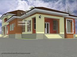 4 Bedroom Bungalow Floor Plans Fascinating 38 Floor Plans And Design Houses Nigeria Nairaland
